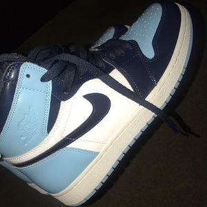 Air Jordan 1 - BLUE CHILL -